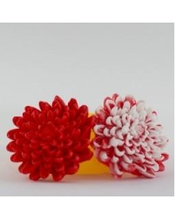 Астра 3D, форма для мыла силиконовая, 1 шт.