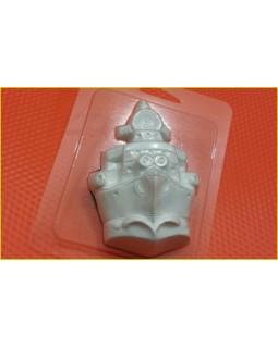 7 футов пластиковая форма для мыла (1 шт) БП 257