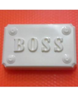 Босс пластиковая форма для мыла (1 шт) БП 141