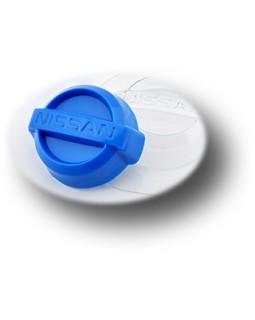 Авто Nissan, форма для мыла пластиковая (1 шт)