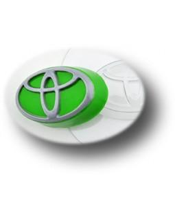 Авто Toyota, форма для мыла пластиковая (1 шт)