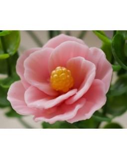 Мини-цветик №2, форма для мыла силиконовая (1 шт) М8523